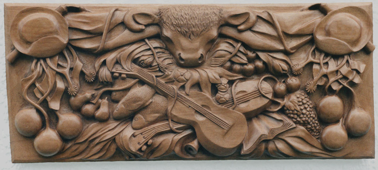 Commission sculpture carvings marble michael cooper