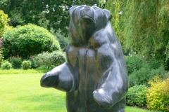 Bear, Belgian Fossil Marble - Private Client 2010