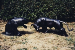 Bull and Bear, Bronze - Private Client, 1990