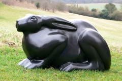 Hare, Bronze (Edition 1 of 9) - Private Client - 2009
