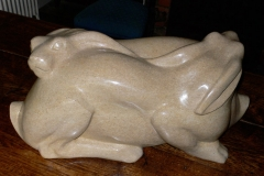 Hares, Purbeck Stone - Private Client - 2009