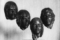 Portrait Heads, Bronze - Private Client - 1980