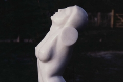 Female Figure, Carrara Statuary Marble
